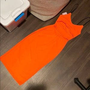 Sorelle UK midi cutout dress